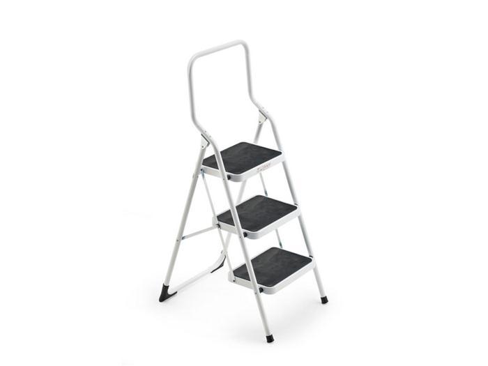 Sgabelli in acciaio framar scala acciaio major gr bianca ebay